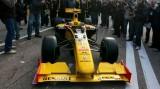 Renault a prezentat noul monopost de Formula 119295