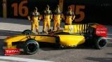 Renault a prezentat noul monopost de Formula 119297