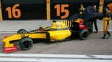 Renault a prezentat noul monopost de Formula 119298