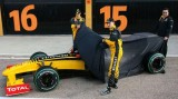 Renault a prezentat noul monopost de Formula 119301