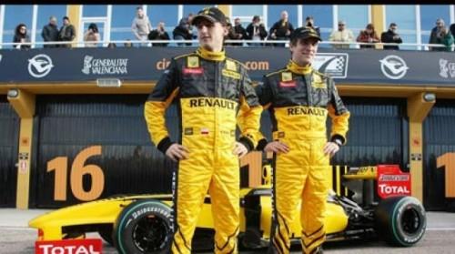 Renault a prezentat noul monopost de Formula 119304