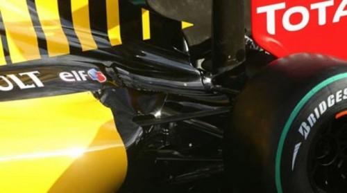 Renault a prezentat noul monopost de Formula 119305