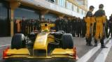 Renault a prezentat noul monopost de Formula 119291