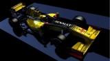 Renault a prezentat noul monopost de Formula 119307
