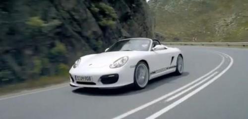 VIDEO: Un nou clip cu Porsche Boxster Spyder19284