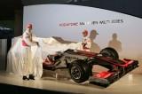 McLaren a prezentat monopostul de Formula 1 din 201019281