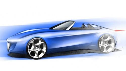 Conceptul Pininfarina realizat pentru Alfa Romeo19279