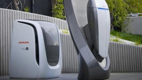 Honda deschide o statie solara de producere a hidrogenului19271