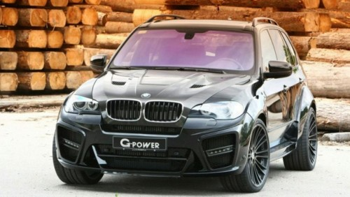 BMW X5 Typhoon Black Pearl cu 625 CP si 700 Nm19219