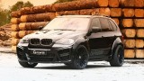 BMW X5 Typhoon Black Pearl cu 625 CP si 700 Nm19222