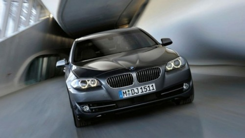 BMW Seria 5 Activehybrid va fi lansat la Geneva19108