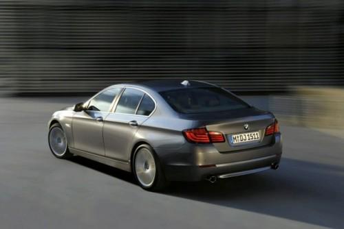 BMW Seria 5 Activehybrid va fi lansat la Geneva19109