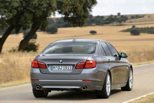 BMW Seria 5 Activehybrid va fi lansat la Geneva19111