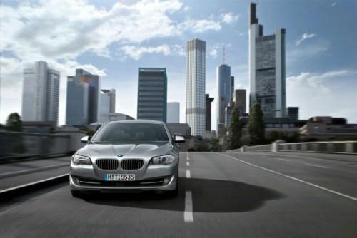 BMW Seria 5 Activehybrid va fi lansat la Geneva19117