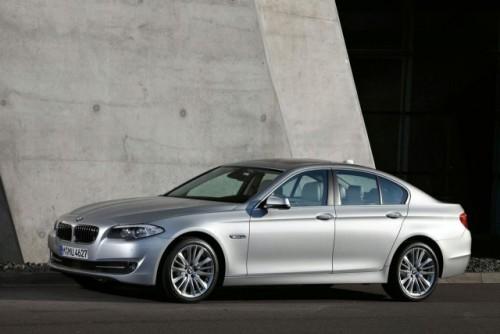 BMW Seria 5 Activehybrid va fi lansat la Geneva19123