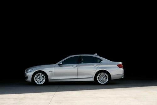 BMW Seria 5 Activehybrid va fi lansat la Geneva19124