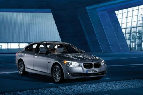 BMW Seria 5 Activehybrid va fi lansat la Geneva19126