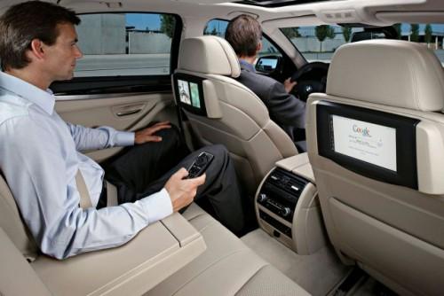 BMW Seria 5 Activehybrid va fi lansat la Geneva19132
