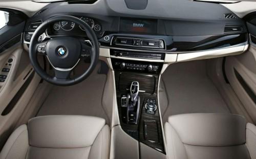 BMW Seria 5 Activehybrid va fi lansat la Geneva19135