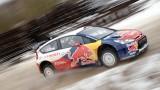 Kimi Raikkonen, la prima cursa cu Citroen WRC in Arctic Rally din Laponia19038