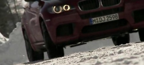 VIDEO: Drift-uri pe zapada cu BMW X5 M si X6 M19027