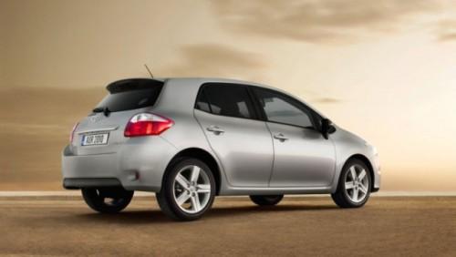 Toyota Auris facelift va fi prezentat la Geneva18993