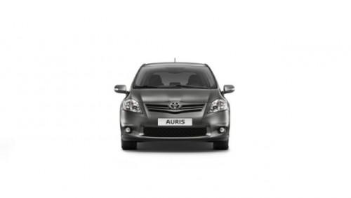 Toyota Auris facelift va fi prezentat la Geneva18994