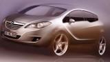 Iata interiorul noului Opel Meriva!18917