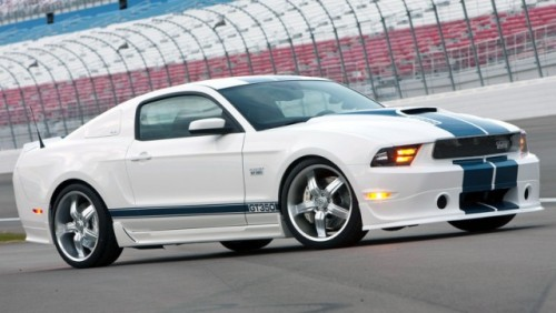 Shelby prezinta noul Ford Mustang GT 35018896