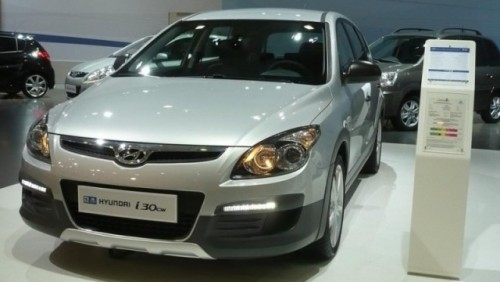 Noul Hyundai i30  CW XRoad18886