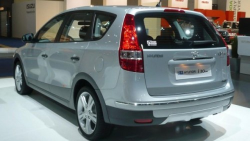 Noul Hyundai i30  CW XRoad18889