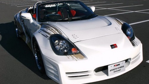 Toyota prezinta MR2 Sports Hybrid18879