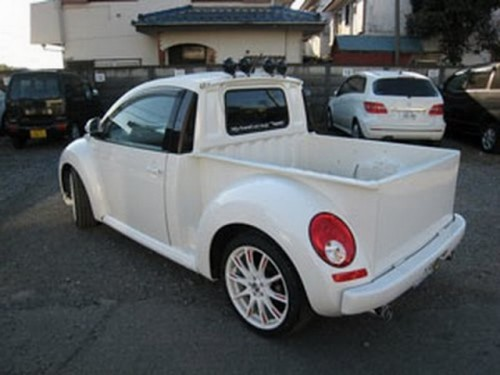 Tokyo 2010: VW New Beetle Pick-Up18821