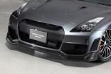 "Nissan GT-R ""Silver Wolf"" edition18780"