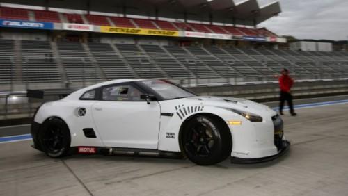 Oficial: Noul Nissan GT-R GT118758