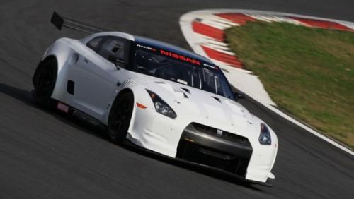 Oficial: Noul Nissan GT-R GT118759