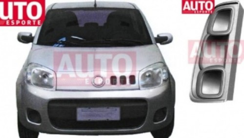 Ipoteze: noul Fiat Uno18745