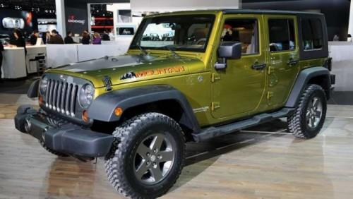 Jeep Wrangler diesel nu exista pentru America!18741