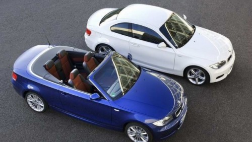 BMW 135i Coupe si Cabrio - noua generatie18673