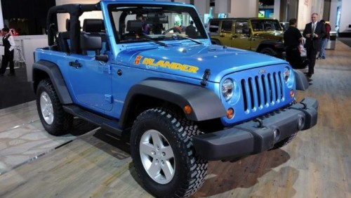 Detroit 2010: Jeep Wrangler Islander & Mountain18660