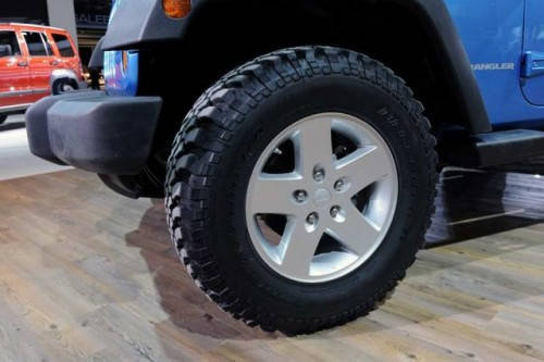 Detroit 2010: Jeep Wrangler Islander & Mountain18664