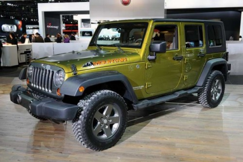 Detroit 2010: Jeep Wrangler Islander & Mountain18668