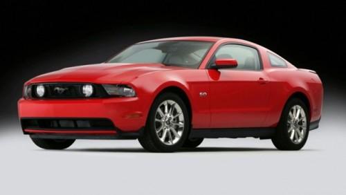 Detroit 2010: Noul Ford Mustang GT18635
