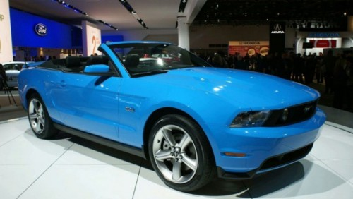 Detroit 2010: Noul Ford Mustang GT18641