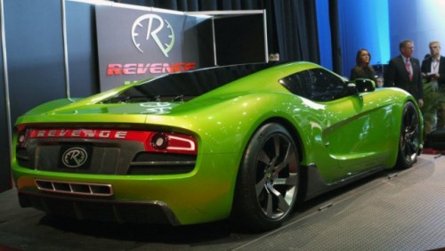 Detroit LIVE: Revenge Verde18605