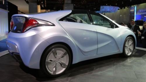 Detroit LIVE: Conceptul Hyundai Blue-Will PHEV18586