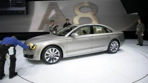 Detroit LIVE: Audi A8 hibrid va fi lansat la Geneva18573