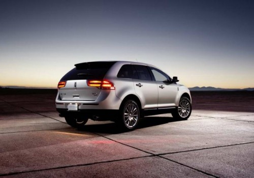 Detroit LIVE: Lincoln MKX facelift18534