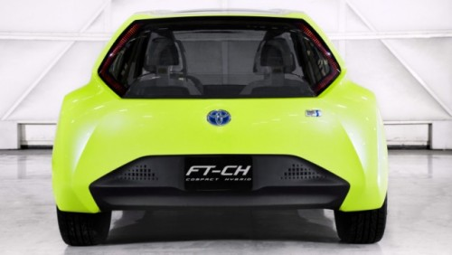 Detroit LIVE: Toyota FT-CH18523