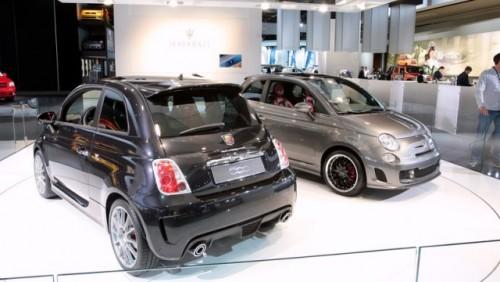 Detroit LIVE: Fiat 500 BEV18487